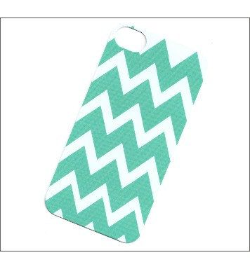 turquoise chevron iphone 4 case iphone 4s case by icasecouture, $16.00