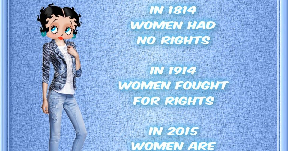 funny quotes, Betty Boop, women's rights, fun posts