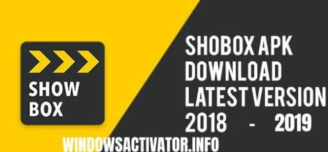 ShowBox APK Download Free Online App Android latest