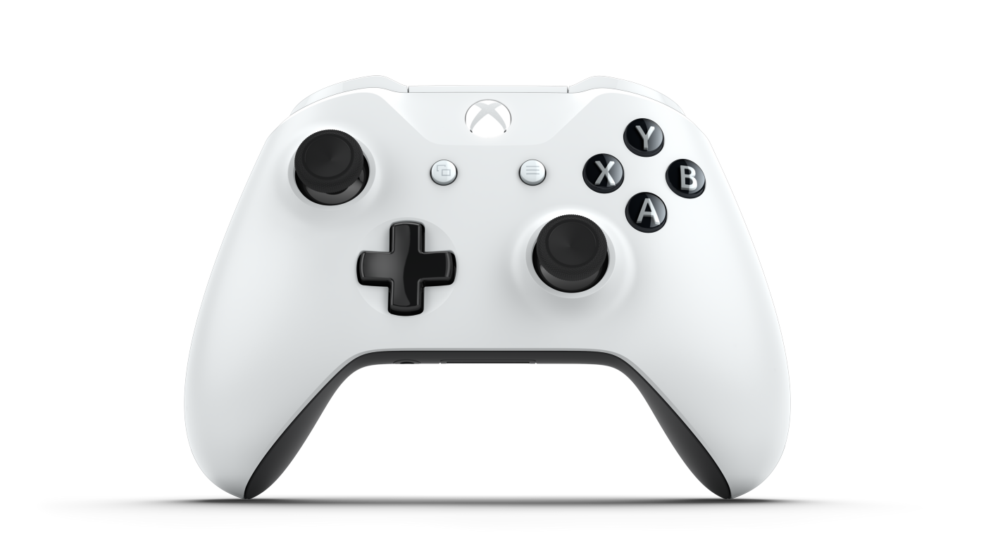 Really Love This Custom Designed Xbox One Controller With Minimal Black And White Colors And Cle Xbox Wireless Controller Wireless Controller Controller Design