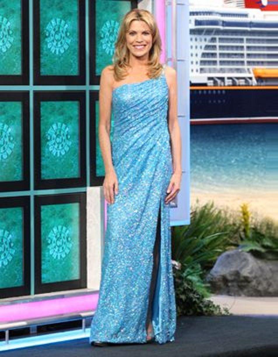 Disney Cruise Line Week Gown #2 | Vanna White\'s Gowns on December 9 ...