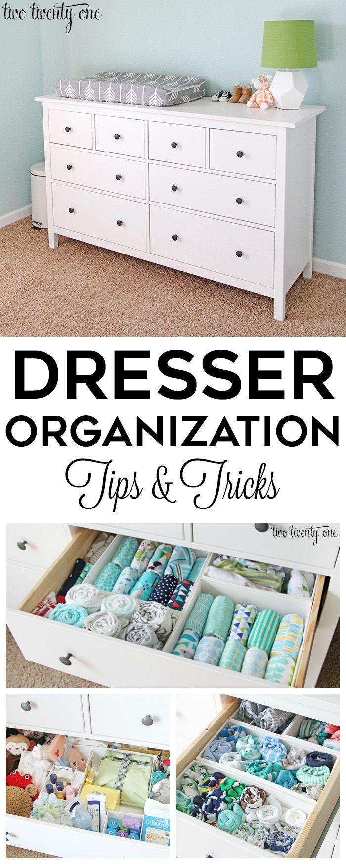 Dresser Organization Tips And Tricks Great Tips And Tricks For An Organized Dresser Especially