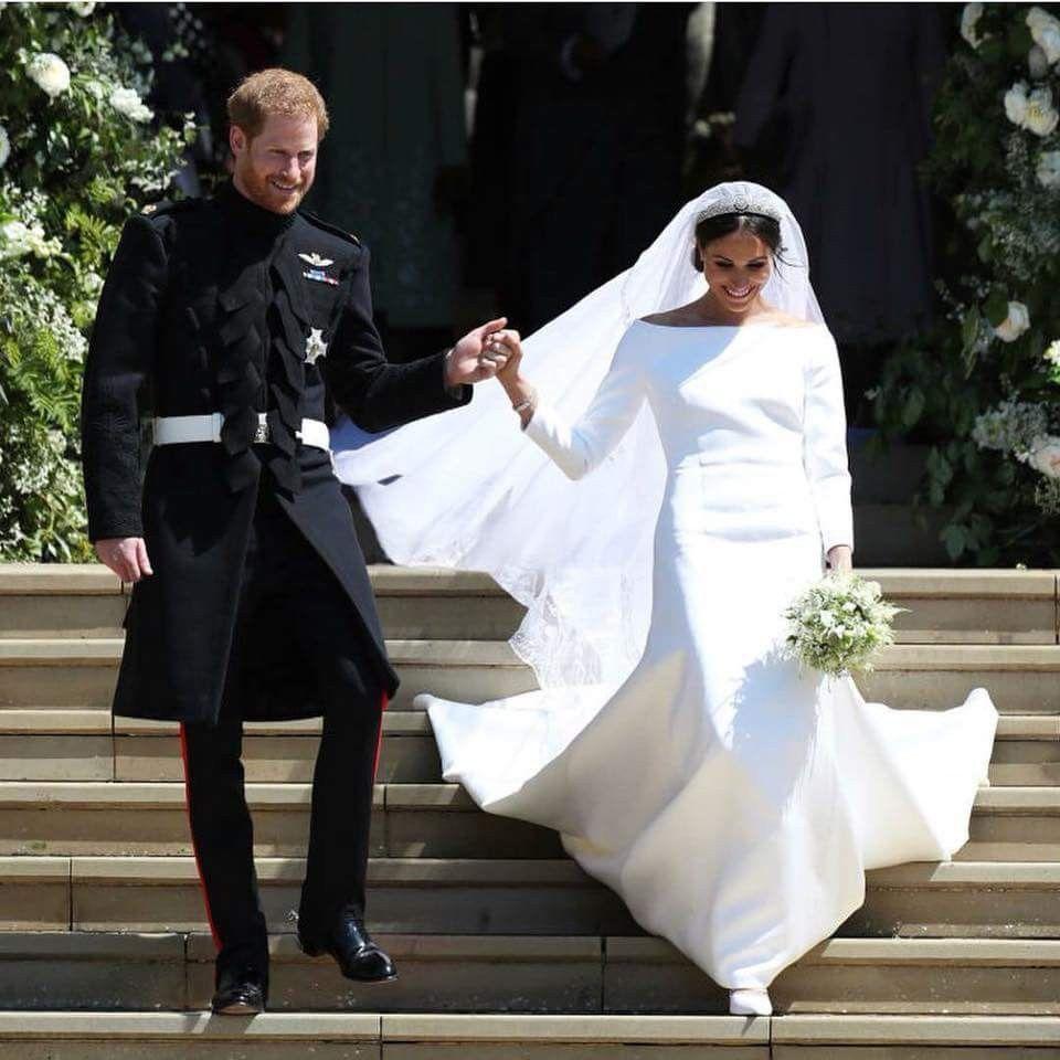 Boda Real El Príncipe Harry Y Meghan Makler