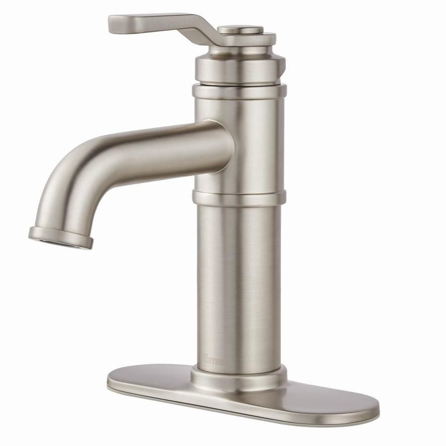 Can be used on a 1 hole or 3 hole sink. Pfister Breckenridge Spot ...