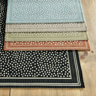 Marina Indoor Outdoor Rug Ballard Designs I Have This One In Black The Mineral Color Would Be Nice Your Kitchen