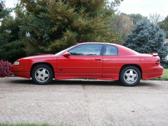 1999 Monte Carlo Z 34 Chevrolet Monte Carlo Monte Carlo Chevrolet