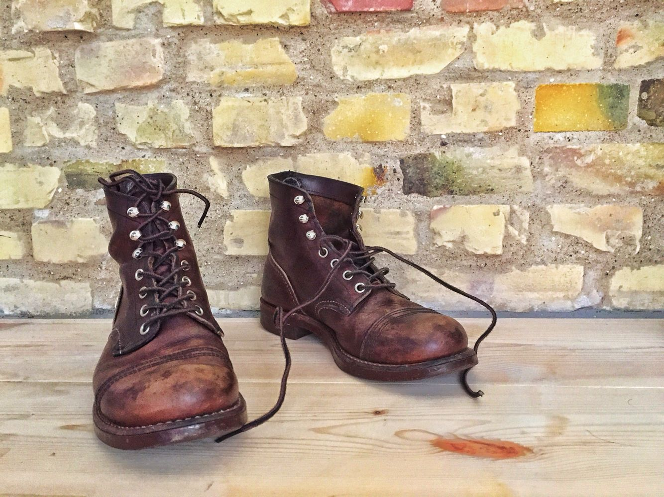 Red Wings, Iron Ranger, Amber Harness, 8111, Men's Boots, work boots, shoes, boots,