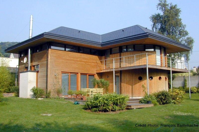 Maison en bois  ce qu\u0027il faut savoir avant de construire Pinterest