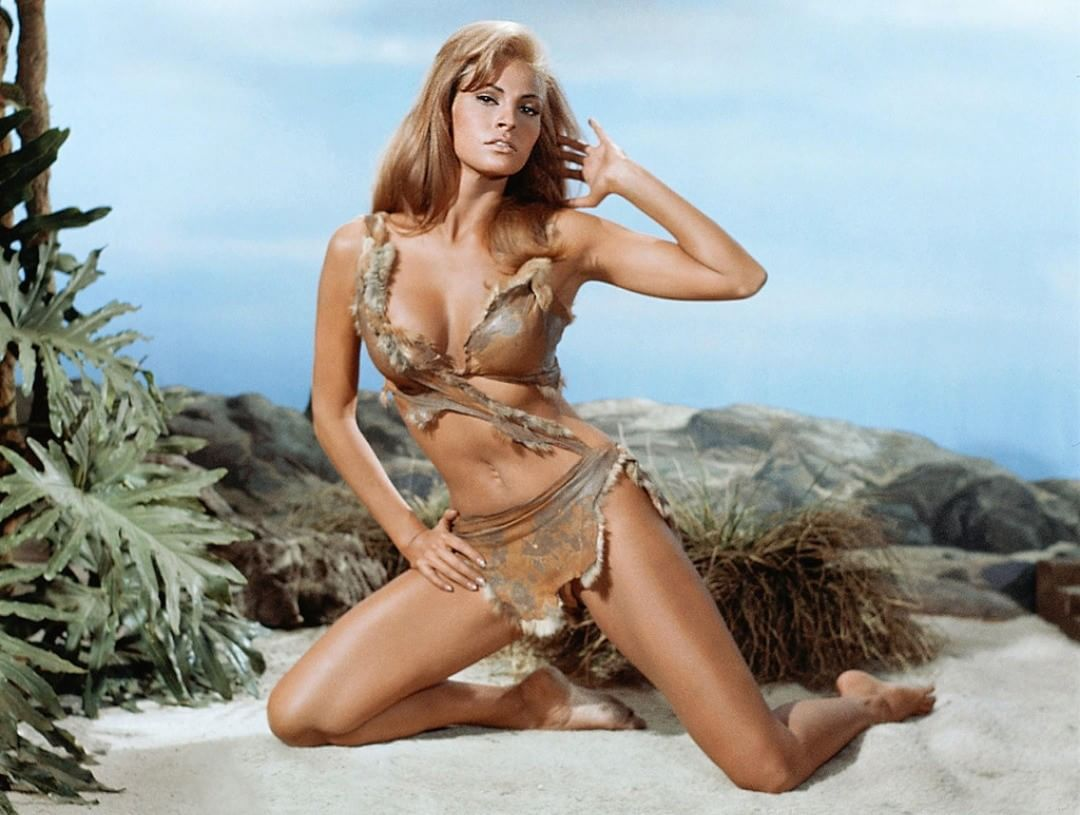 raquel welch bond
