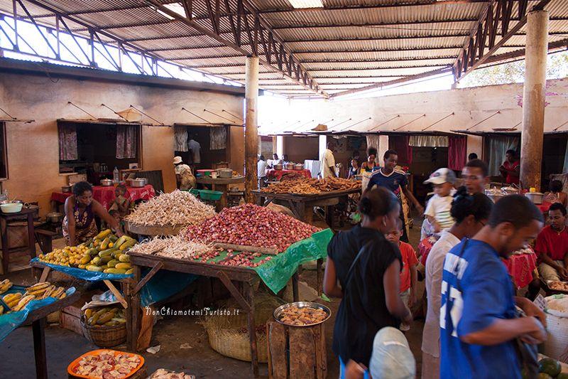 ingresso al mercato