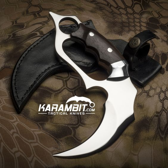Right Cogency: The Right Spelling Is 'kerambit'