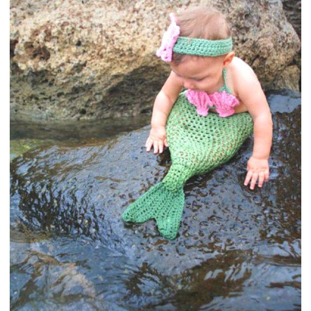 die kleine Meerjungfrau..