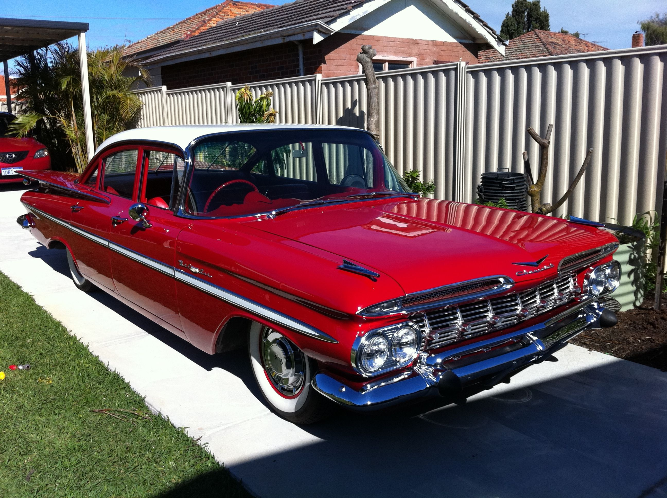 Chevs in Australia by Neil Skulander Chevy bel air
