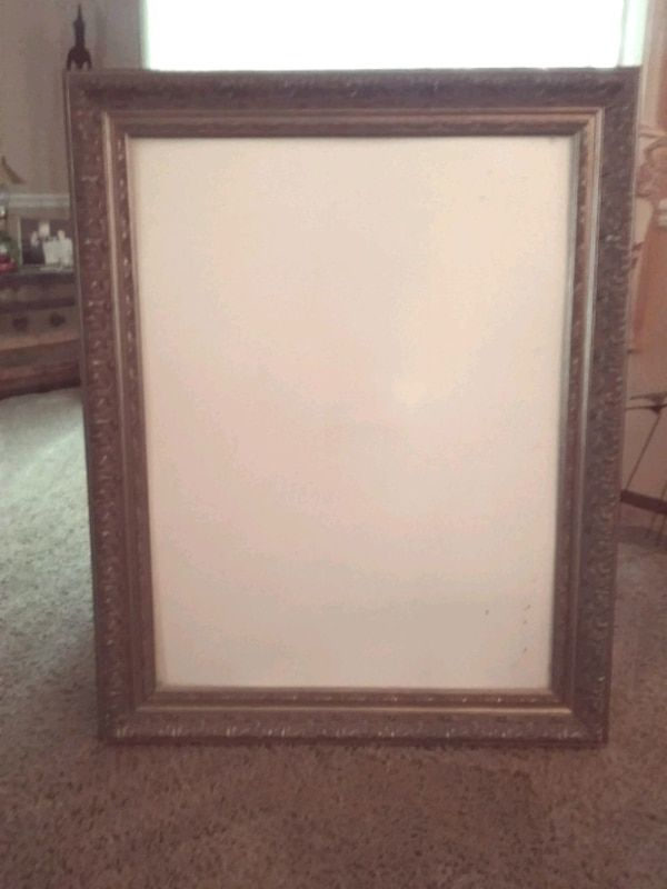 Used Gilt Heavy Wood Frame For Sale In Bloomingdale Letgo