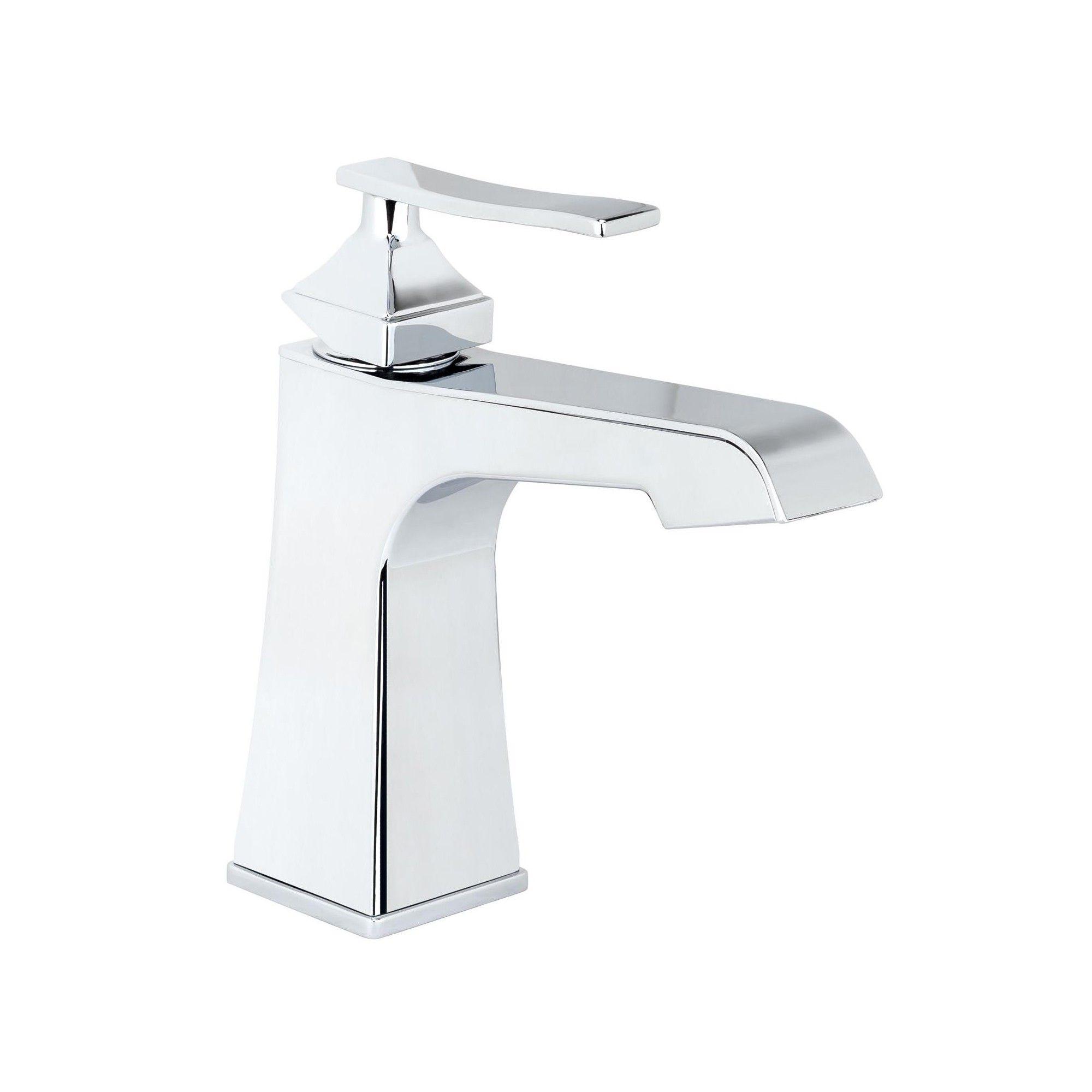 Miseno Ml811 Elysa B 1 2 Gpm Single Hole Bathroom Faucet With