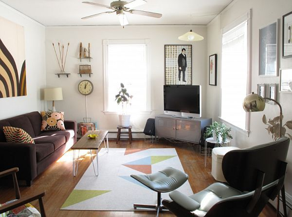 How To Turn Your Living Room Into A Bedroom Eclectic Living Room Livingroom Layout Room Layout