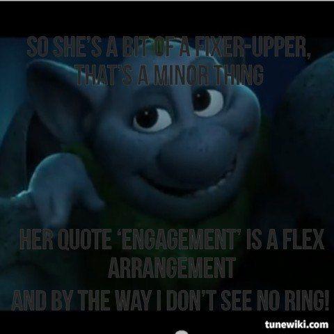 "By far one of my favorite scene/songs in Frozen. -- #LyricArt for ""Fixer Upper"" by Maia Wilson"
