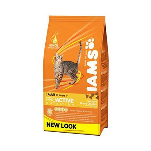 Iams Adult Cat Savoury Roast Chicken 3kg 3000g You Can Get More Details By Clicking On The Image Catfood Cats Stuff Food Cat Food Coupons Cat Food