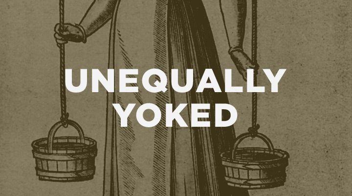 Unequally yoked dating