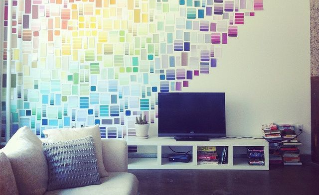 Creative Wall Paint Designs. Creative Bedroom Paint Ideas