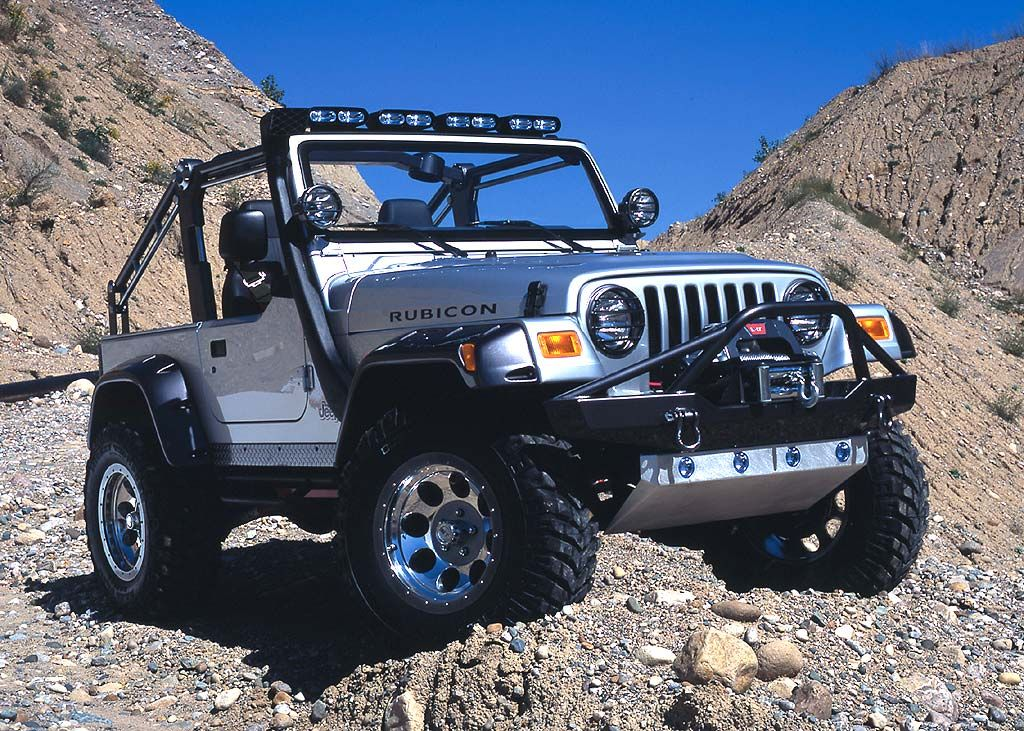 Jeep Tj Wrangler Rubicon Pictures Images Photos Jeeps Jeep