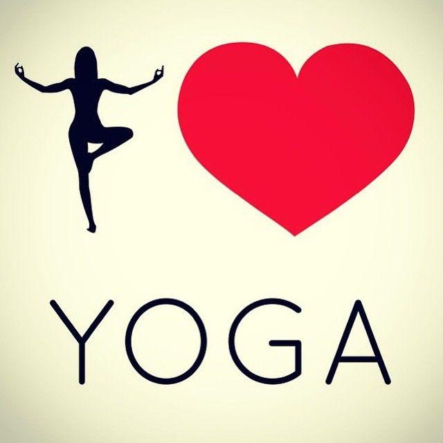 Yo amo el yoga | Yoga | Pinterest | Me amas, Yoga y Amar