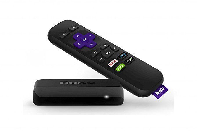 Roku Express 5X more powerful HD Streaming Hd