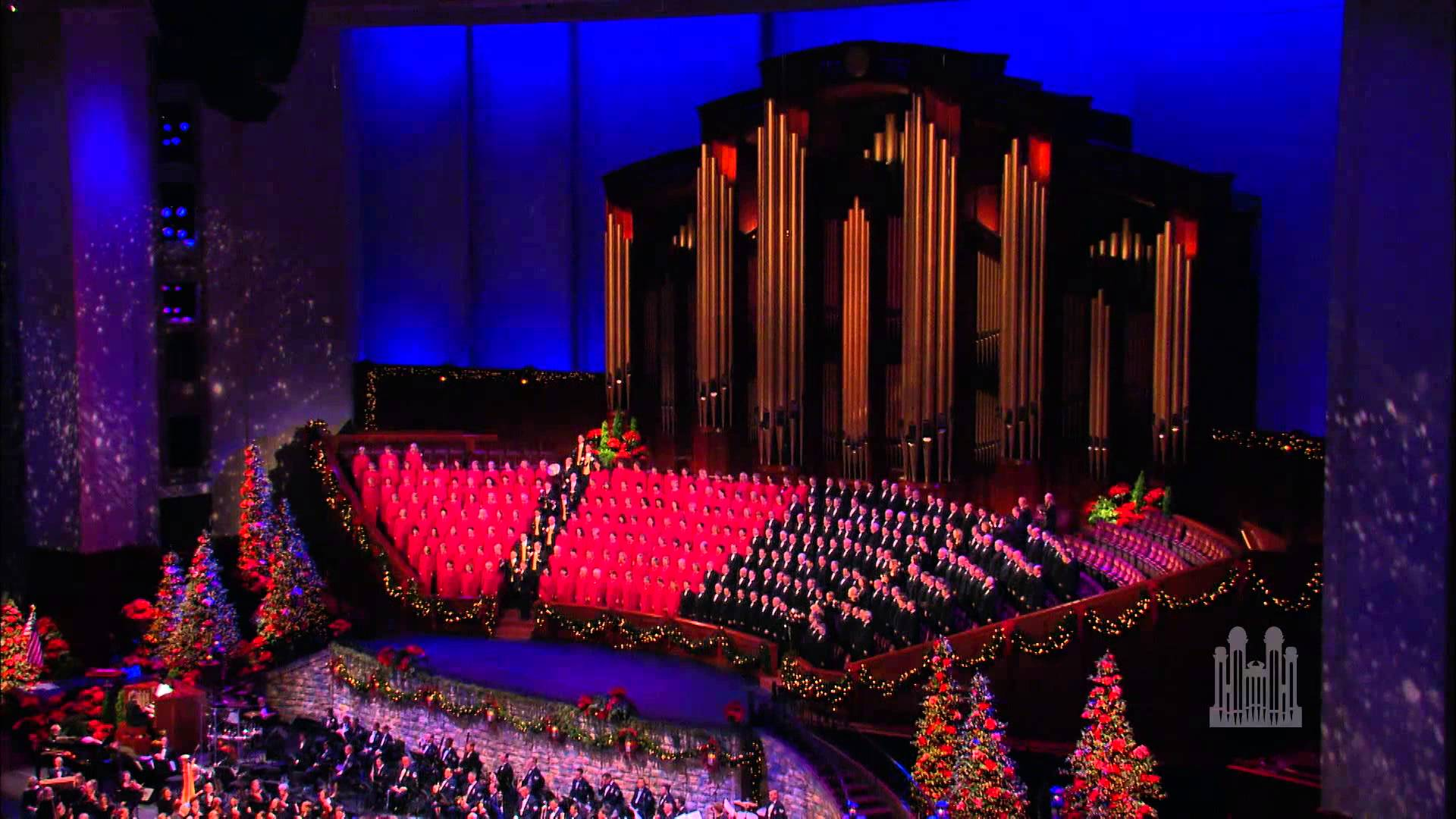Sandi Patty and the Mormon Tabernacle Choir - O Holy Night ...