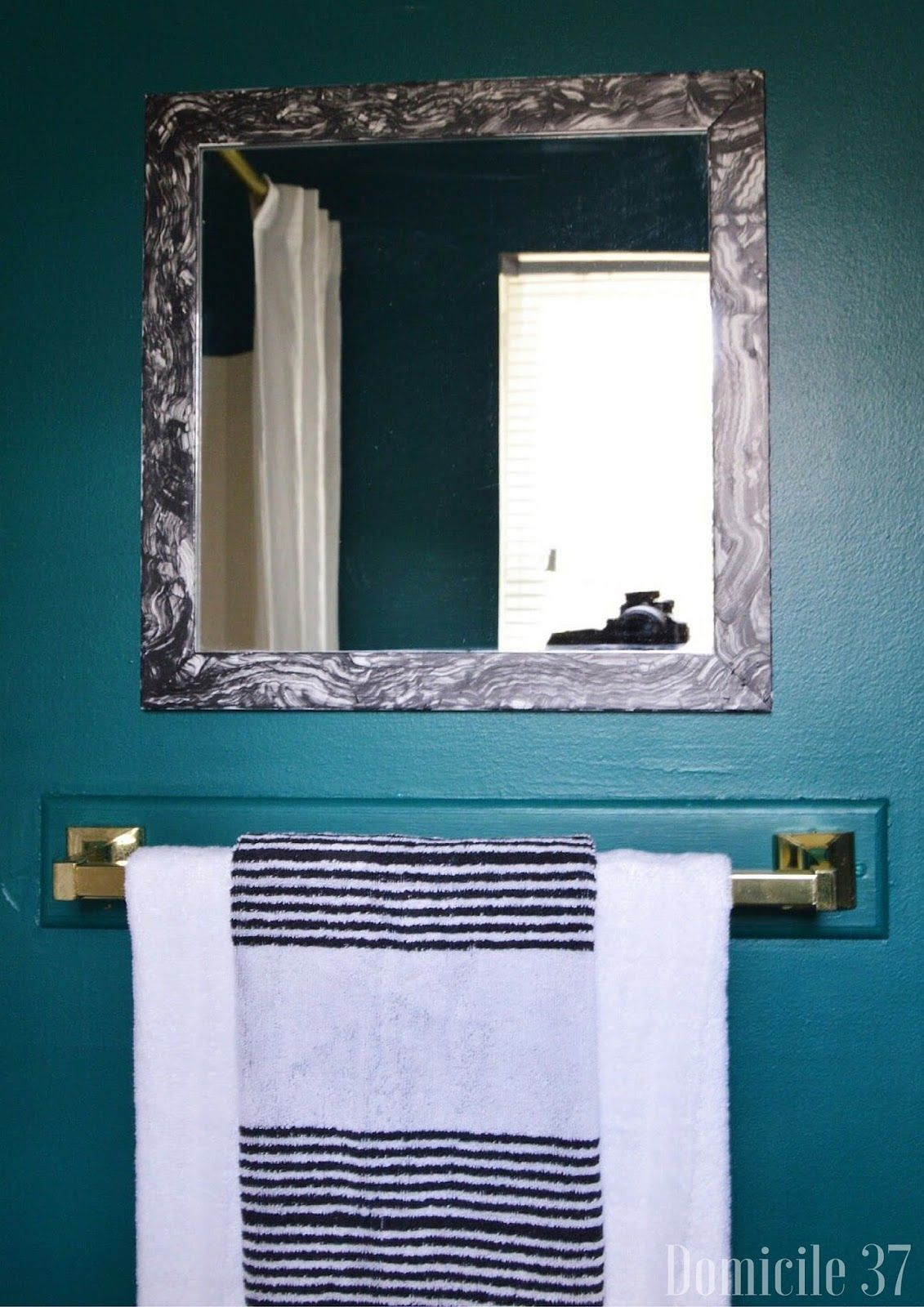Vintage Moody Bathroom Refresh with Ace Hardware | Ace hardware ...
