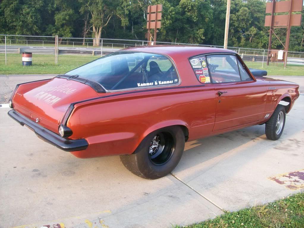 SOLD] - 1965 barracuda gasser fs/trade   Mopar