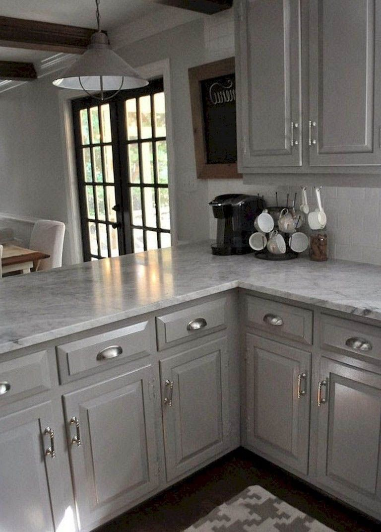 Ways To Style Gray Kitchen Cabinets Luxury Kitchen Cabinets Kitchen Cabinets Makeover Grey Kitchen Cabinets