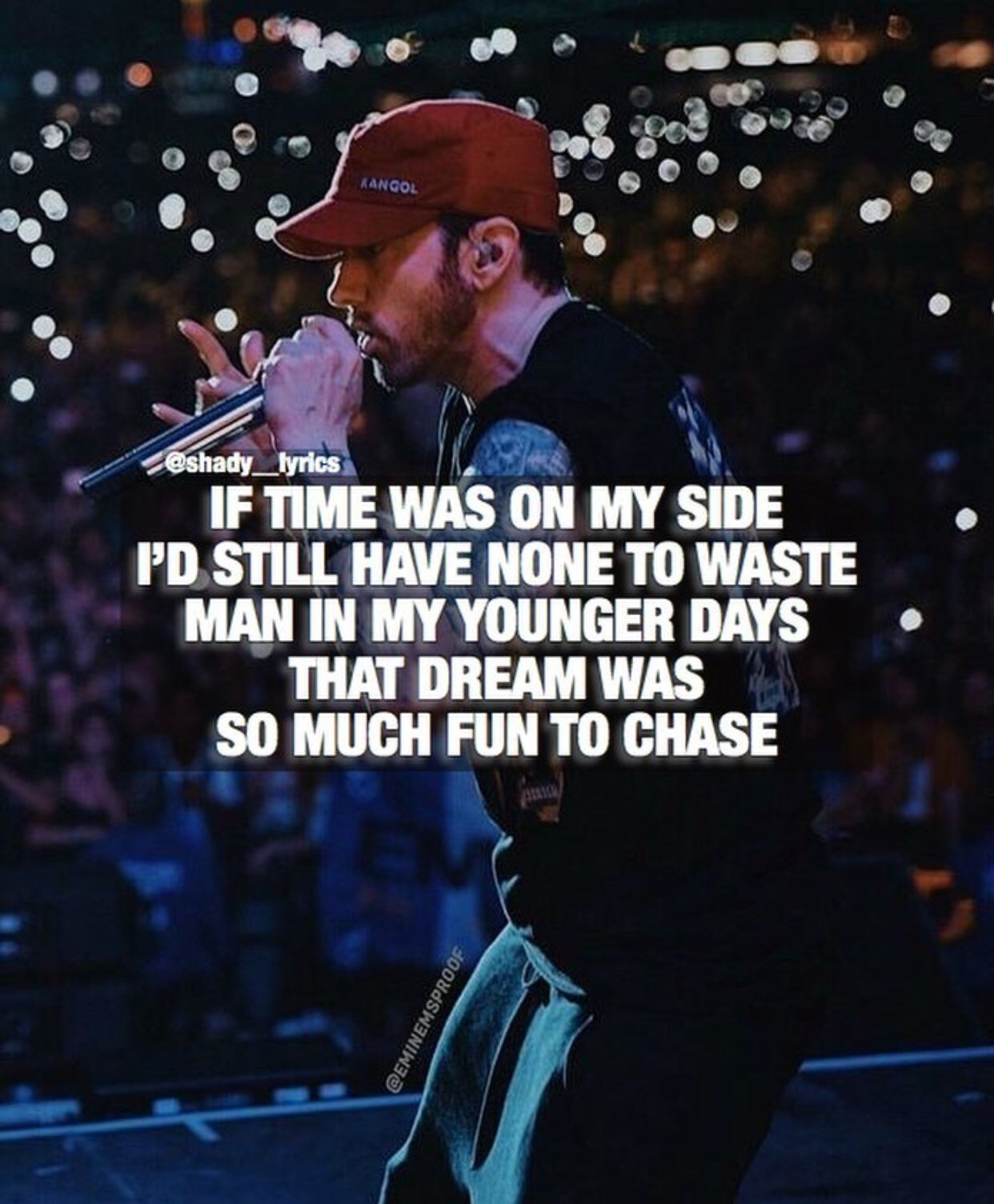 Now That Dream Is Still Fun To Chase But For A Different Way Eminem Quotes Eminem Lyrics Rap Quotes