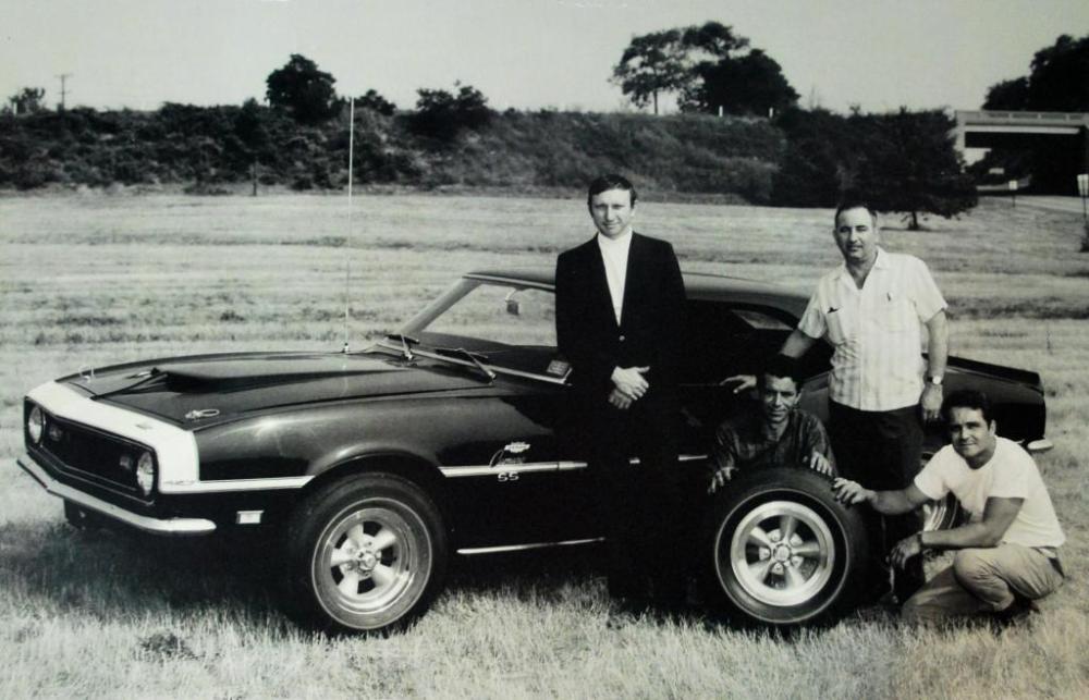 68 Yenko Camaro wheels – Page 2 – The Supercar Registry