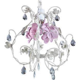 Buy Inspire Ashley Floral Pendant at Argoscouk Your Online