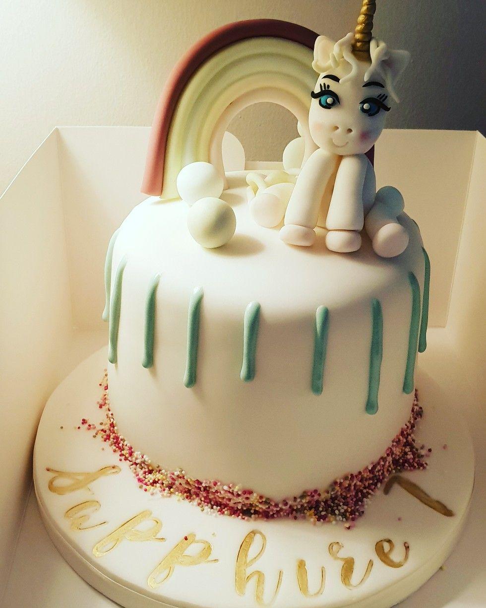 Unicorn Cake Rochdale Cake Rochdale Wedding Cake Rochdale Tilly