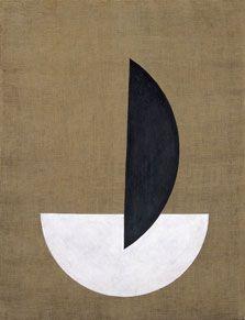 Circle Segments, László Moholy-Nagy
