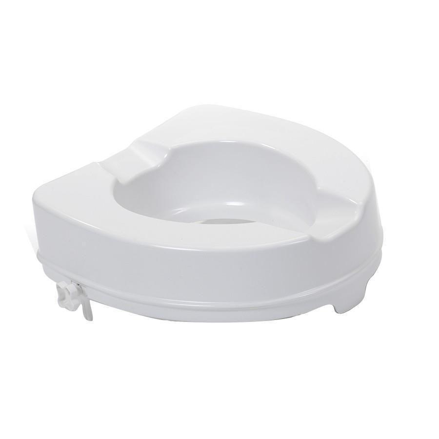 Phenomenal Details About Raised Toilet Seat Portable Soft Cover Flush Uwap Interior Chair Design Uwaporg