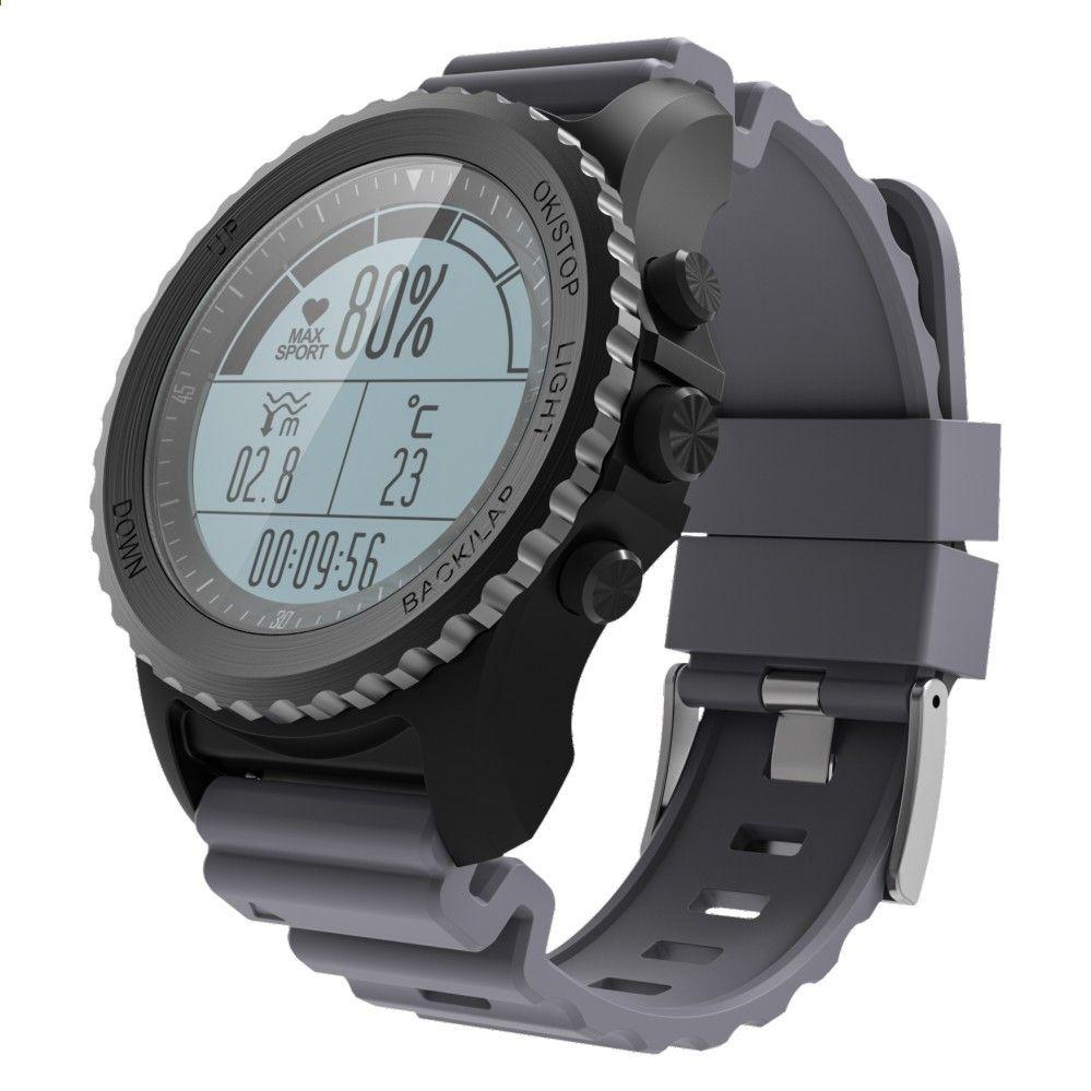 Ruijie S968 GPS Sport hodinky Bluetooth Smart hodinky IP68 vodotěsné  dynamické sledování srdečního tepu Multi-sport muži plavání hodinky aec6727563b