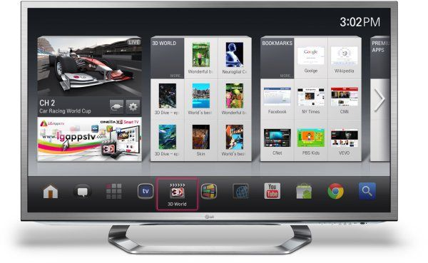 Google TV adds LG to the fold, will demo new hardware