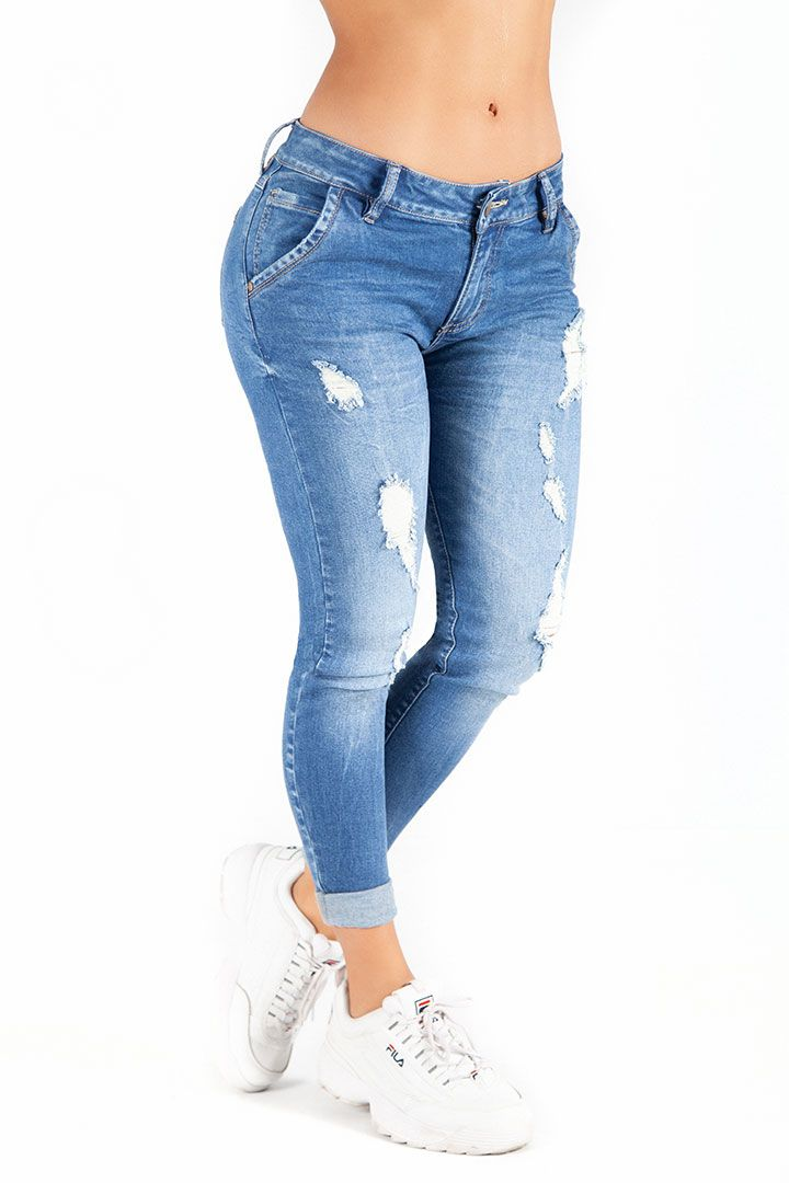 Coleccion Lola Jeans Moda Casual Mujer Pantalones De Moda Mujer Ropa De Moda