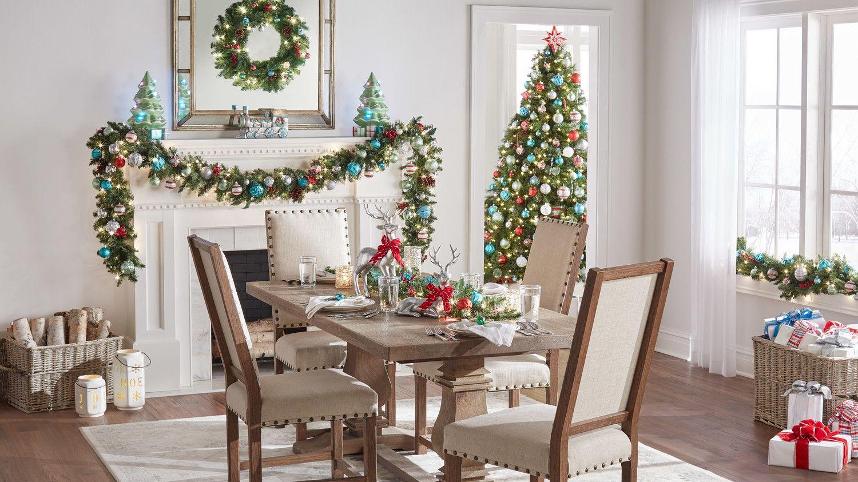 Martha's Countdown to the Holidays Christmas living