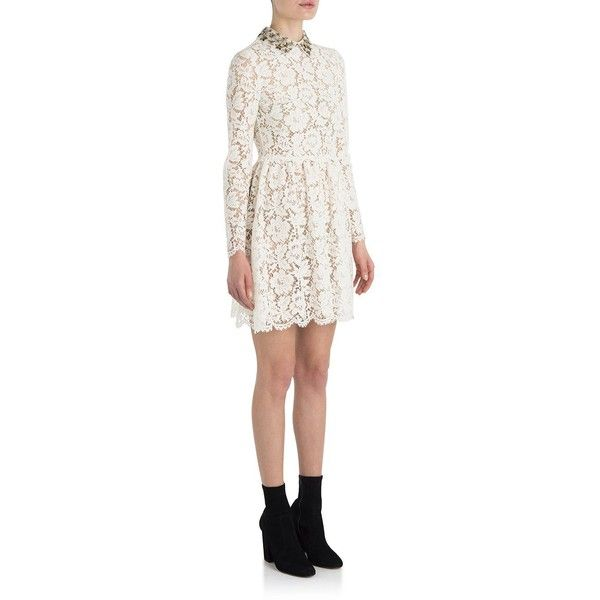 Lace dress valentino accessories