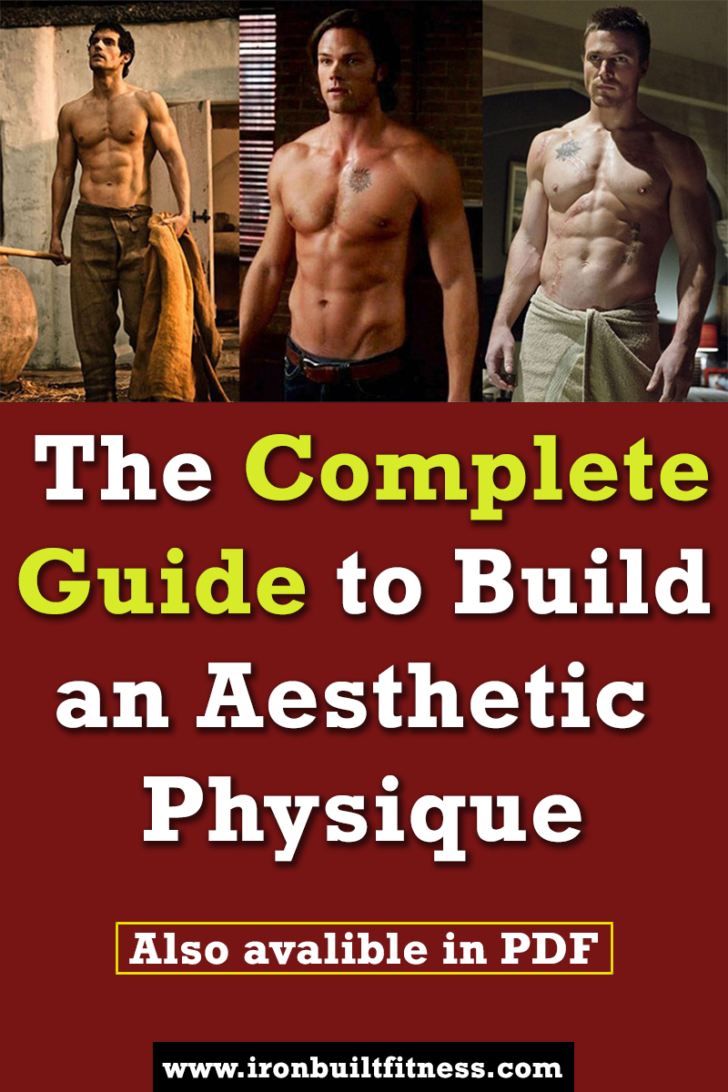 what does aesthetics mean in bodybuilding