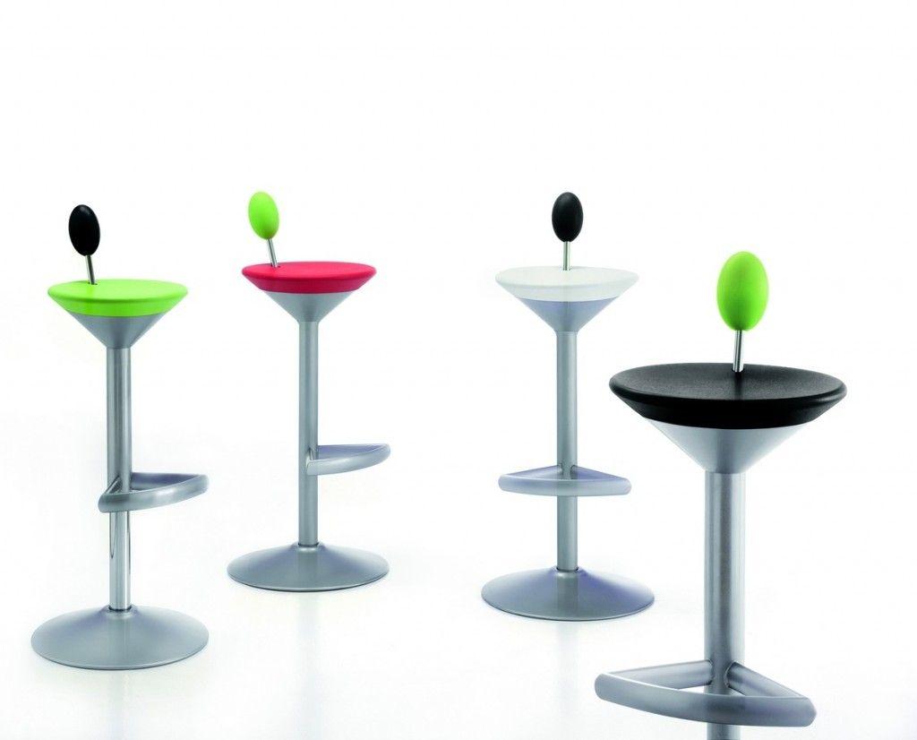 Unique Bar Furniture Design Idea, Manhattan Stools By Itamar Harari