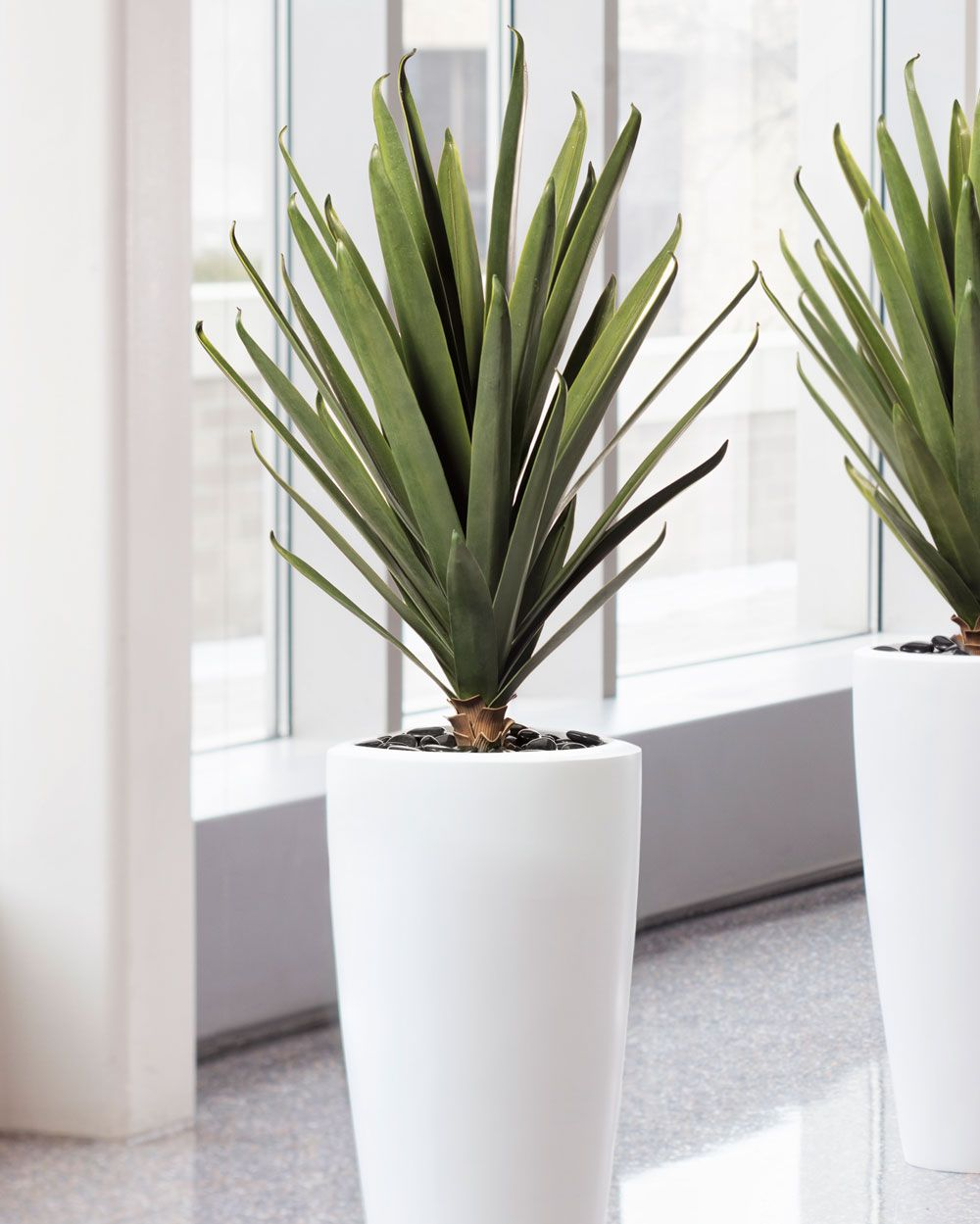 Agave Artificial Plant Artificial Plants Small Artificial Plants Faux Plants