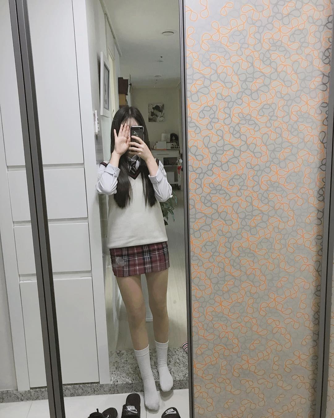 이미지 크게보기 > 앱짱닷컴 | 여자 교복, 교복 패션, 교복