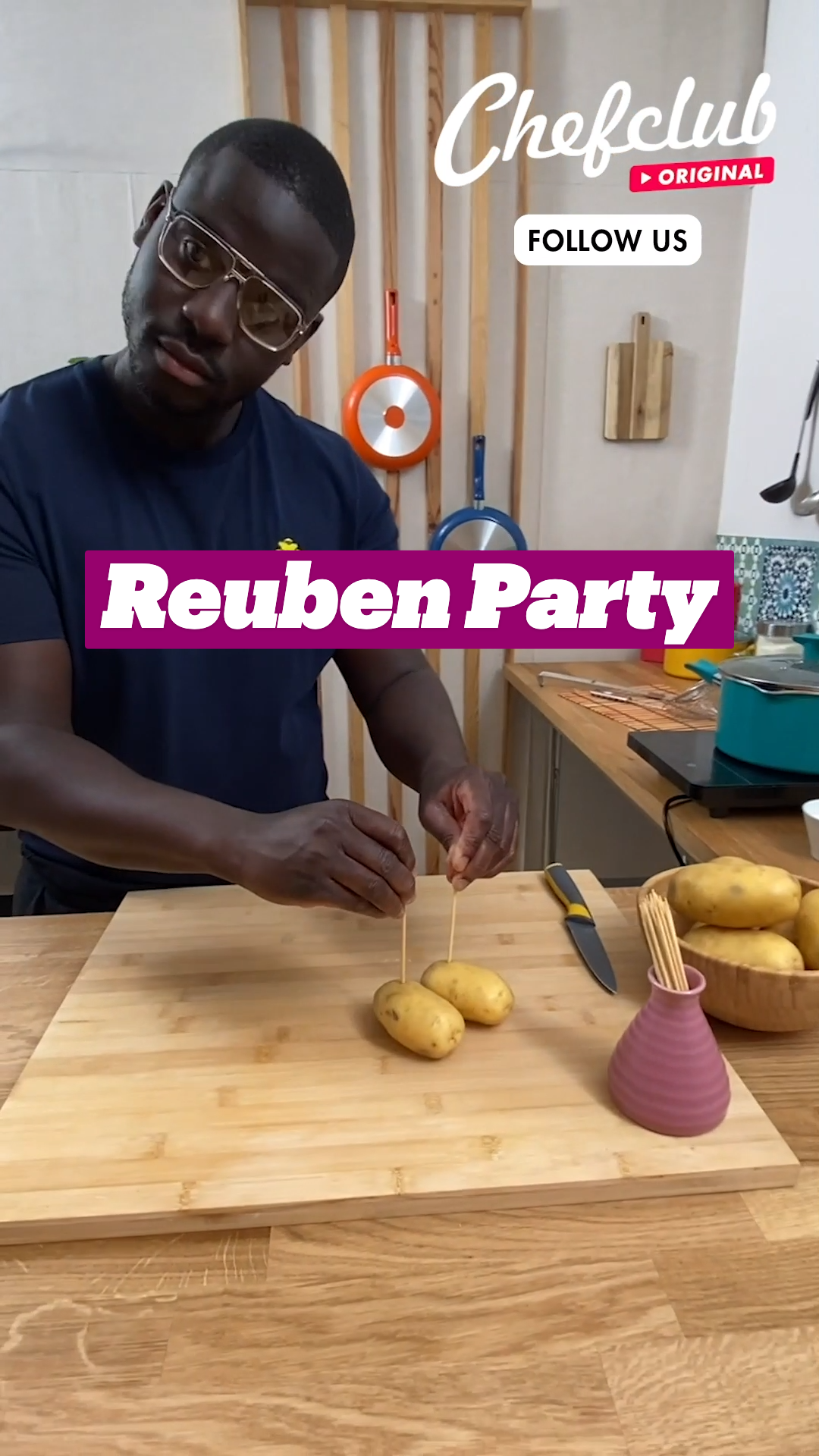Reuben Party