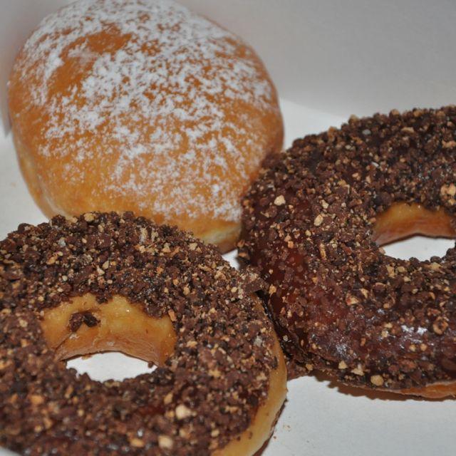 Krispy Kreme bu işin ustası..