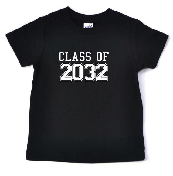 Class of 2032 shirt, kindergarten shirt, first day of school shirt, first day of school outfit, School outfit #firstdayofschooloutfits