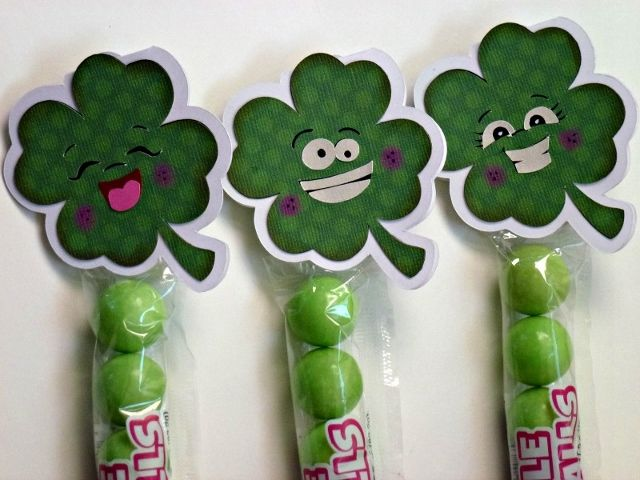 Teachdanz: St. Patricks Day Treat